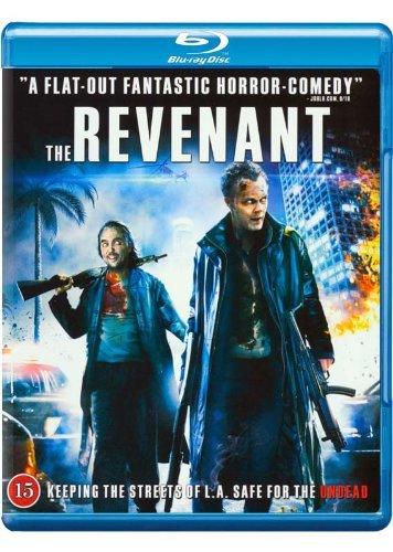 Untote wie wir - Man ist so tot, wie man sich fühlt / The Revenant (2009) ( ) [ Dänische Import ] (Blu-Ray)