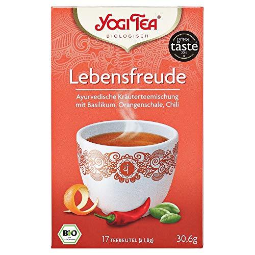 Yogi Tea Bio Yogi Tea Lebensfreude Bio (1 x 30,60 gr)