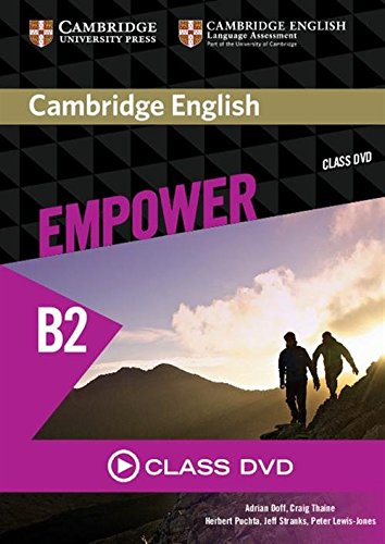 Cambridge English Empower Upper Intermediate Class