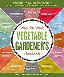 Week by Week Vegetable Gardeners Handbook | PreparednessMama