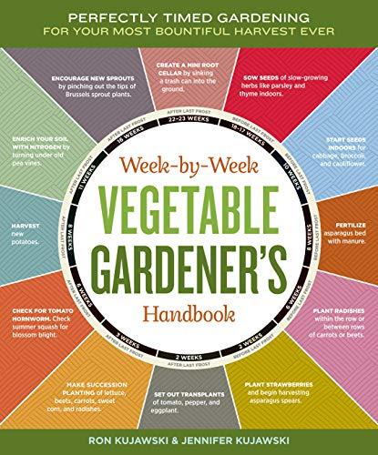 The Week-By-Week Vegetable Gardening Handbook: Make the Most of Your...
