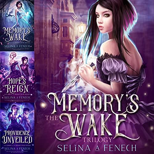 Memory's Wake Omnibus: The Complete YA Fantasy Series cover art