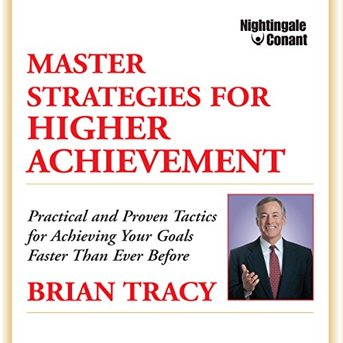 Master Strategies for Higher Achievement audiobook cover art