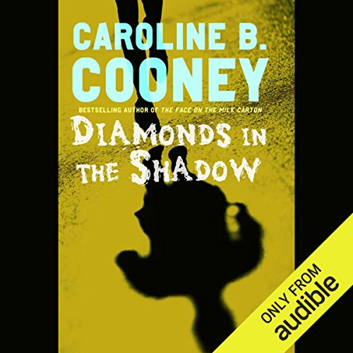 Diamonds in the Shadow audiobook cover art