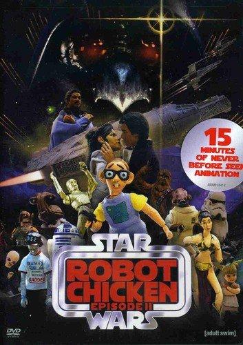 Robot Chicken Star Wars 2 (DVD)