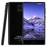 LEAGOO KIICAA MIX 3GB+32GB 5.5 inch LEAGOO OS 3.0 (Android 7.0) MTK6750T Octa Core up to 1.5GHz WCDMA & GSM & FDD-LTE (Black)