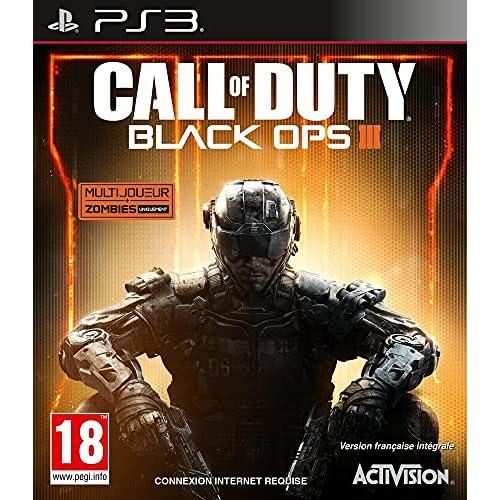 Call of Duty : Black Ops III - PlayStation 3 - [Edizione: Francia]