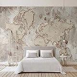 4D Tapeten Wandbilder,Kreative Retro Im Europäischen Stil