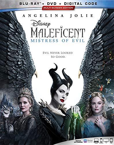 MALEFICENT: MISTRESS OF EVIL [Blu-ray]