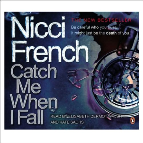 Catch Me When I Fall audiobook cover art