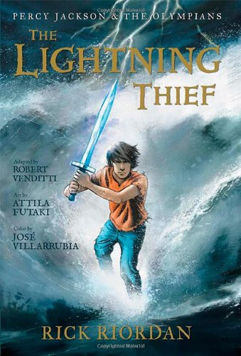 Percy Jackson and the Olympians the Lightning Thief: The Graphic Novel (Percy Jackson & the Olympians)