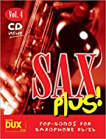 Sax Plus! 4: Pop-Songs for Saxophone Bb/Eb