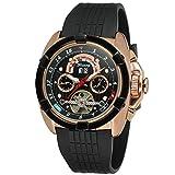 Forsining Mens Automatic Self-wind Calendar Brand Wristwatches FSG291M3T1
