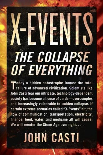 X-Events: The Collapse of Everything (English Edition)