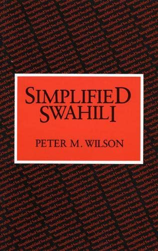 Compare Textbook Prices for Simplified Swahili Longman Language Texts  ISBN 9780582623583 by Peter M. Wilson