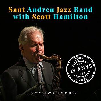 Sant Andreu Jazz Band with Scott Hamilton (Compilation)