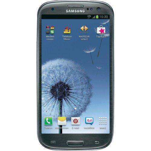 Samsung Galaxy S3 i9305 16GB LTE, Grau (Titan Grey)
