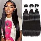 Best Brazilian Virgin Hairs - Futisma 10A Straight Human Hair Bundles Brazilian Hair Review