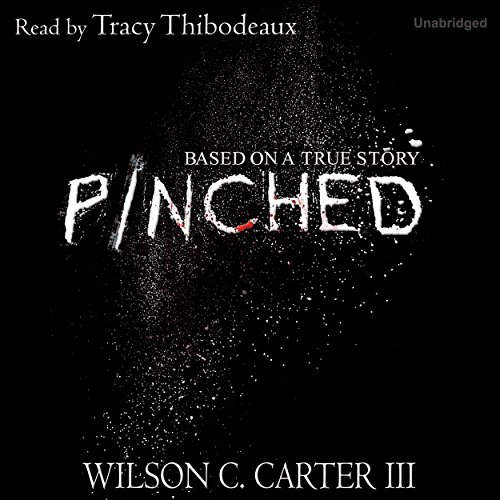 Pinched audiobook cover art