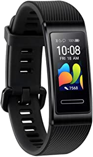 小さくてコンパクト HUAWEI Band 4 pro / Graphite Black[Japanese authorized distributor]..