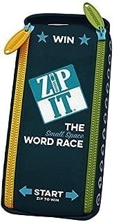 Zip – It: Crossword Race Travel Game By Bananagrams