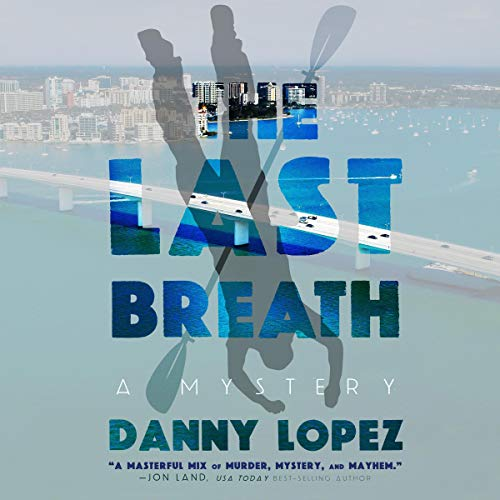 The Last Breath audiobook cover art