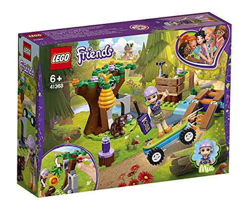 LEGO 41363 Friends L'Avventura nella Foresta di Mia (Ritirato dal Produttore)