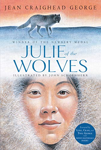 Julie of the Wolves (English Edition)