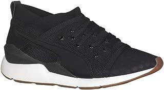 PUMA Women's Pearl DE Fashion Sneakers Black Black