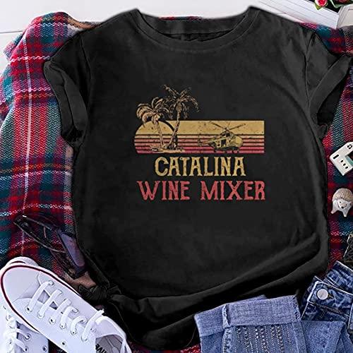 Catalina Wine Mixer Shirt, Step Brothers Catalina Wine Mixer Sunset Graphic Adult T-Shirt, Catalina Wine Mixer Tank, Catalina Wine Mixer Hat
