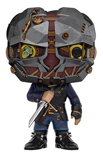 Funko Pop! Spiele: Dishonored 2 – Corvo Vinyl-Figur