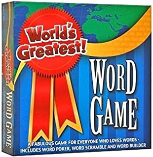 World's Greatest Word Game