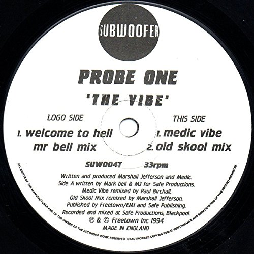 Probe One - The Vibe - Subwoofer