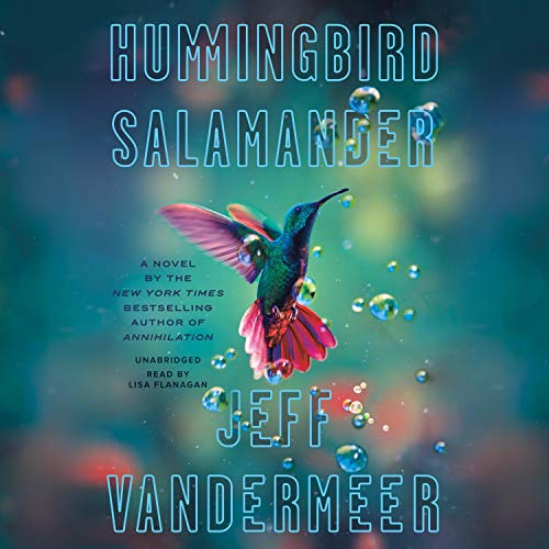Hummingbird Salamander cover art