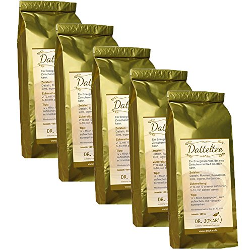 Date Tea 500 g Natural, Free from Additives