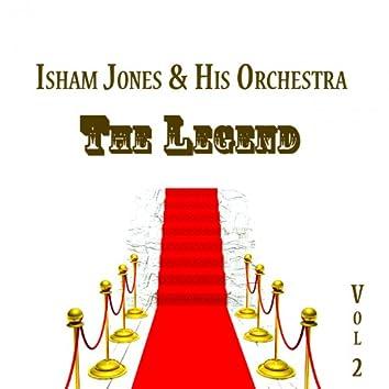 Isham Jones & His Orchestra, The Legend Vol 2