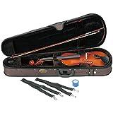 STENTOR バイオリン アウトフィット 適応身長125~130cm ハードケース、弓、松脂 SV-120 1/2
