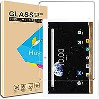 Huy for BLUEDOT BNT-1013W ガラスフイルム bnt-1013w フイルム 日本旭硝子製 強化ガラス 液晶 保護フィルム 貼り付け簡単 硬度9H 防指紋 透過率98.5%