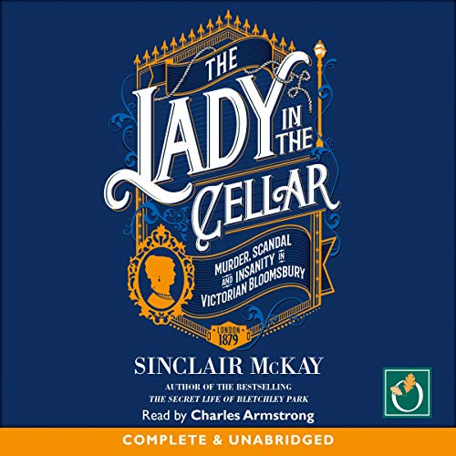 The Lady in the Cellar cover art