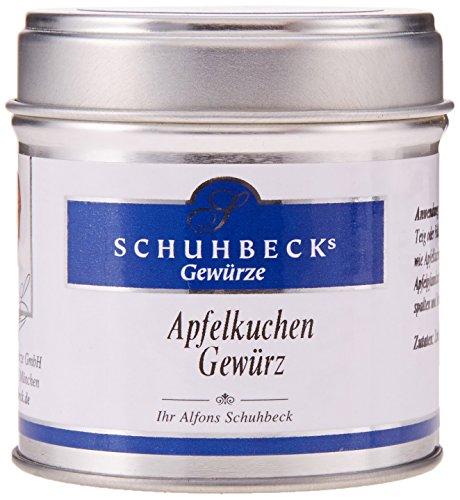 Schuhbecks Apfelkuchen Gewürz, 3er Pack (3 x 45 g)