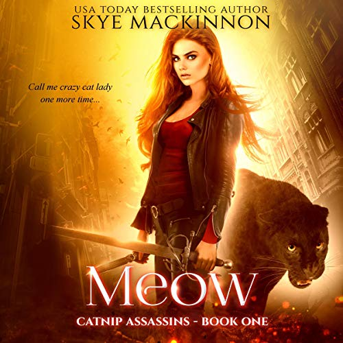 Meow audiobook cover art