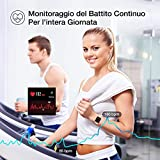 Zoom IMG-2 umidigi smartwatch fitness tracker orologio