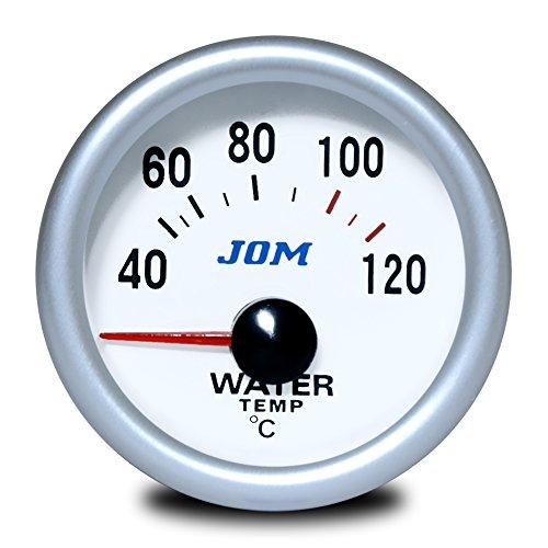 JOM Car Parts & Car Hifi GmbH 21116 Manomètre, température d'eau