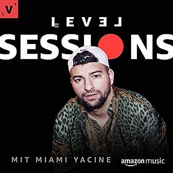LEVEL Sessions mit Miami Yacine