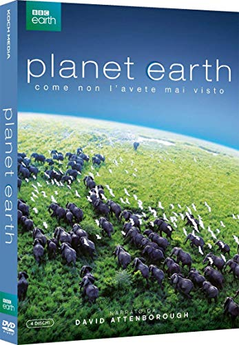 Planet Earth (Box Set) (4 DVD)