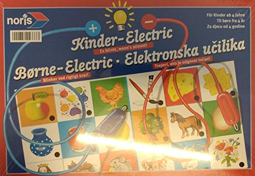 noris Kinder Electric, Kinderspiel