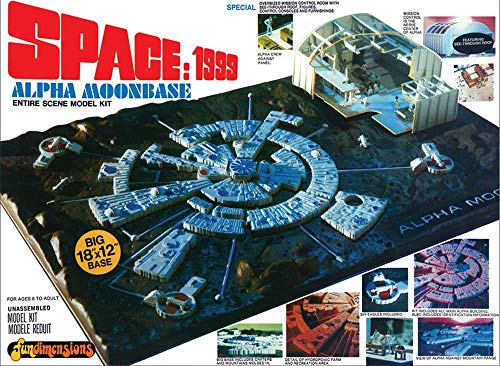 space 1999 toys - 2