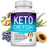 Best Body Detox Cleanses - Keto Detox Pills Advanced Cleansing Extract – 1532 Review
