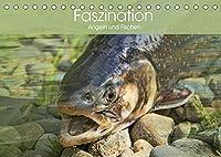 Faszination Angeln und Fischen (Tischkalender 2022 DIN A5 quer): Impressionen vom beliebtesten Hobby der Deutschen (Geburtstagskalender, 14 Seiten )