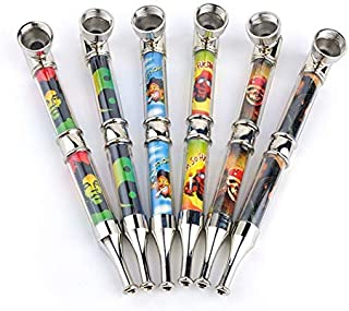 T.O.C.C Jamaican Style Metal Pipe